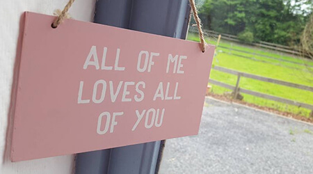 All of Me Loves All of You